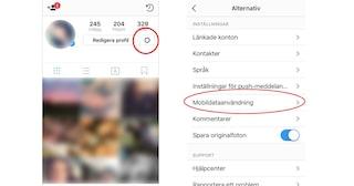 Ordningen på likes instagram