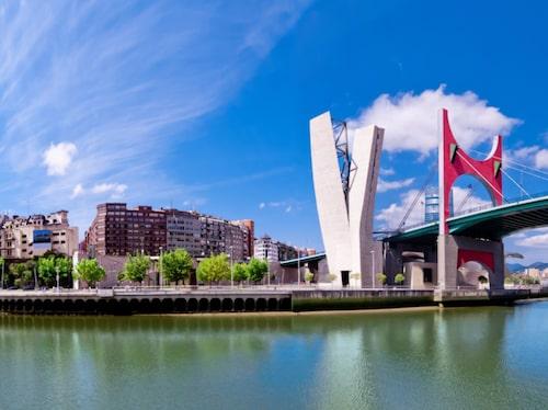 Bilbao i härliga Baskien.