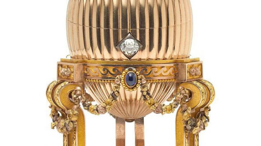 En amerikan upptäckte Fabergéägget på en loppis. Det värderades senare till 209 miljoner kronor.
