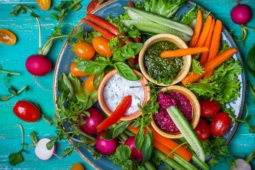 Dietisterna tipsar: 6 nyttiga mellanmål för barnfamiljen