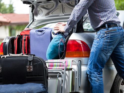 Att packa rätt är a och o inför resan.