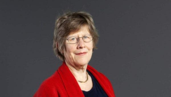 Agnes Wold, professor i klinisk bakteriologi vid Sahlgrenska akademin i Göteborg