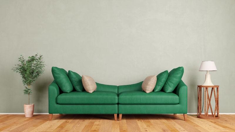 Denmest eftersökta möbeln 2016 på Blocket var soffan. Det såldes i genomsnitt 167 soffor per dag!