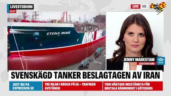 Image result for stena båt iran
