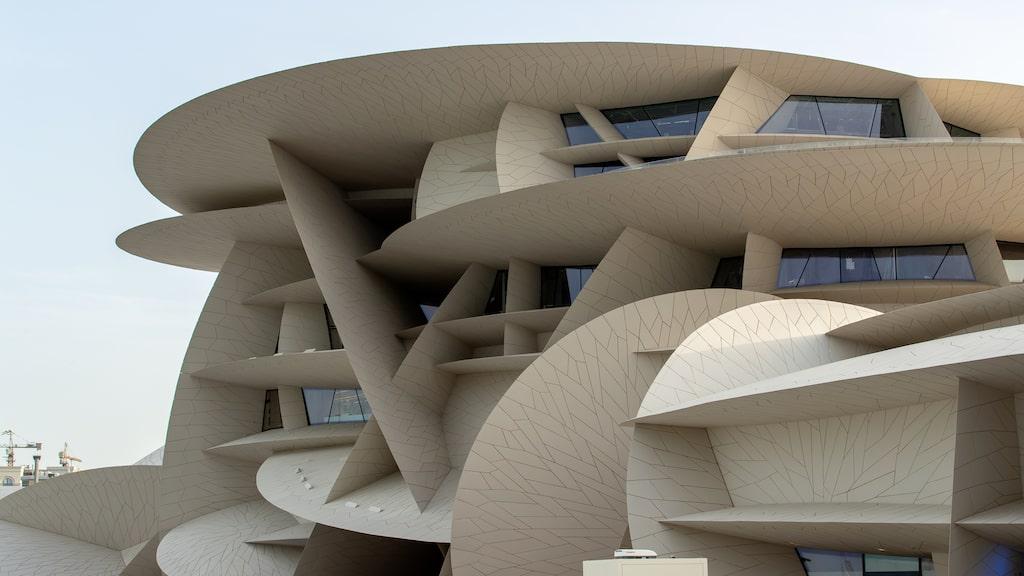 Nationalmuseet kostade nästan 4 miljarder att bygga.