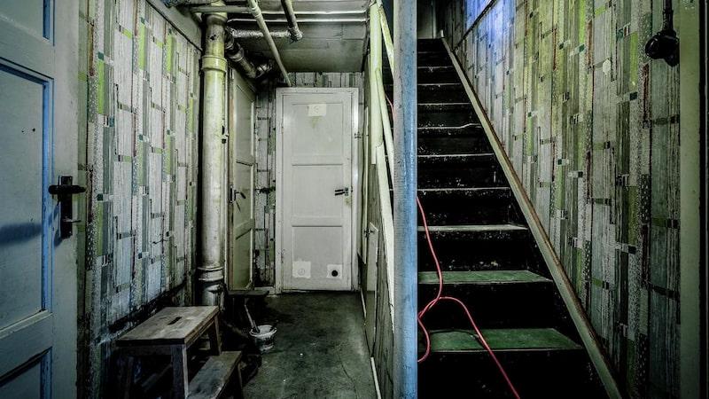 Den stora källaren räknas som biyta.
