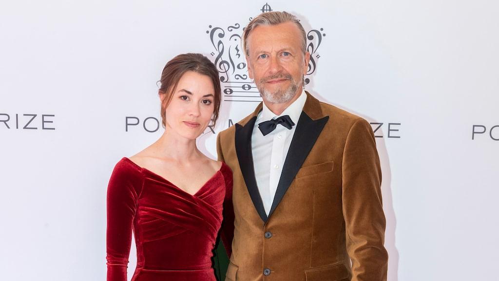 Julia och Ernst Billgren.