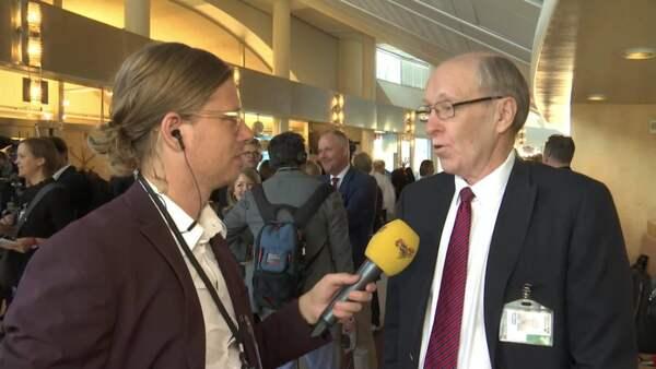 Norge hagen vill leda nasta regering