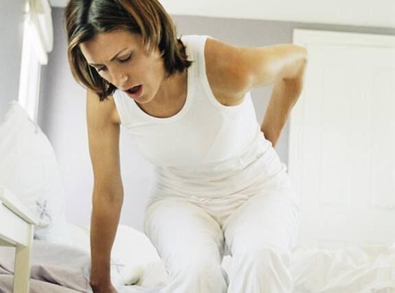 Ont i ryggen? Fem enkla övningar kan hjälpa dig slippa smärtan.