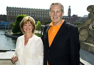 Claes och susanne ar nygifta