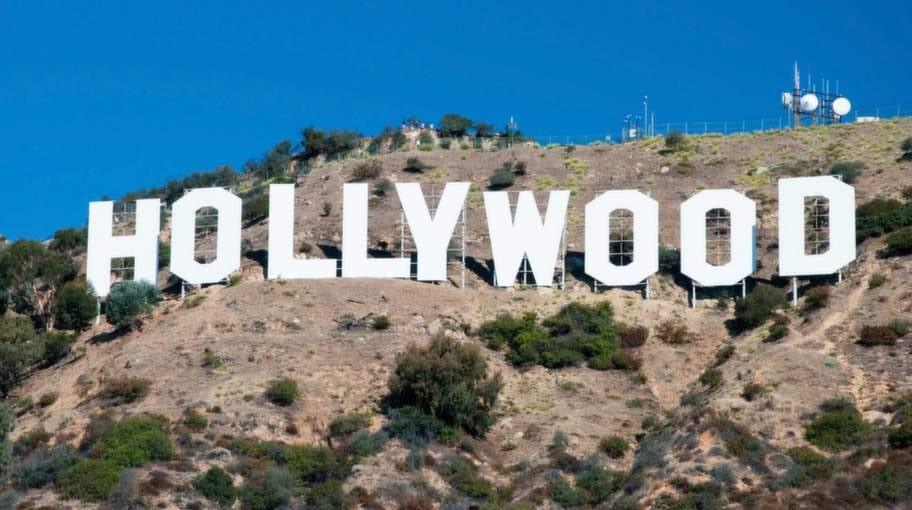 Hollywood Hills. Missa inte att vandra i bergen.