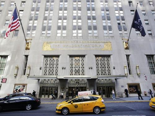 Waldorf Astoria.