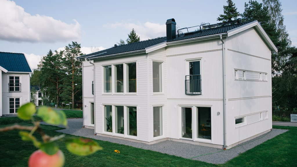 Sala från Myresjöhus.