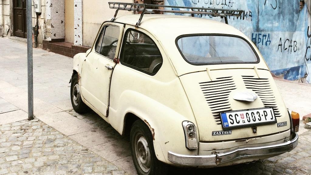 Belgrad är fortfarande en billig weekendstad som bubblar av nytt och gammalt.