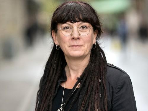 Mara Hagström är hållbarhetsansvarig på Systembolaget.