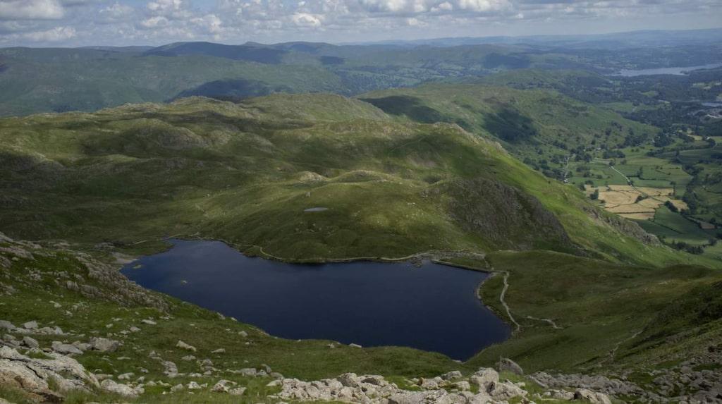 Lake District: Englands mest romantiska plats.