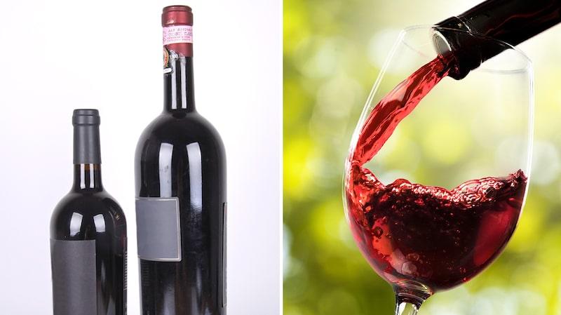 Storleken kan vara avgörande för vinets utveckling. Allt om Vin lär dig mer om hur smaken påverkas.