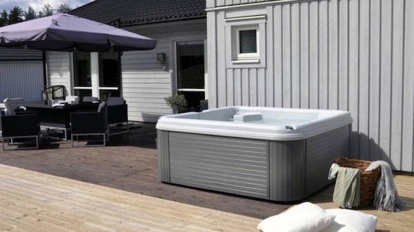 North star relax från Nordic hot tubs