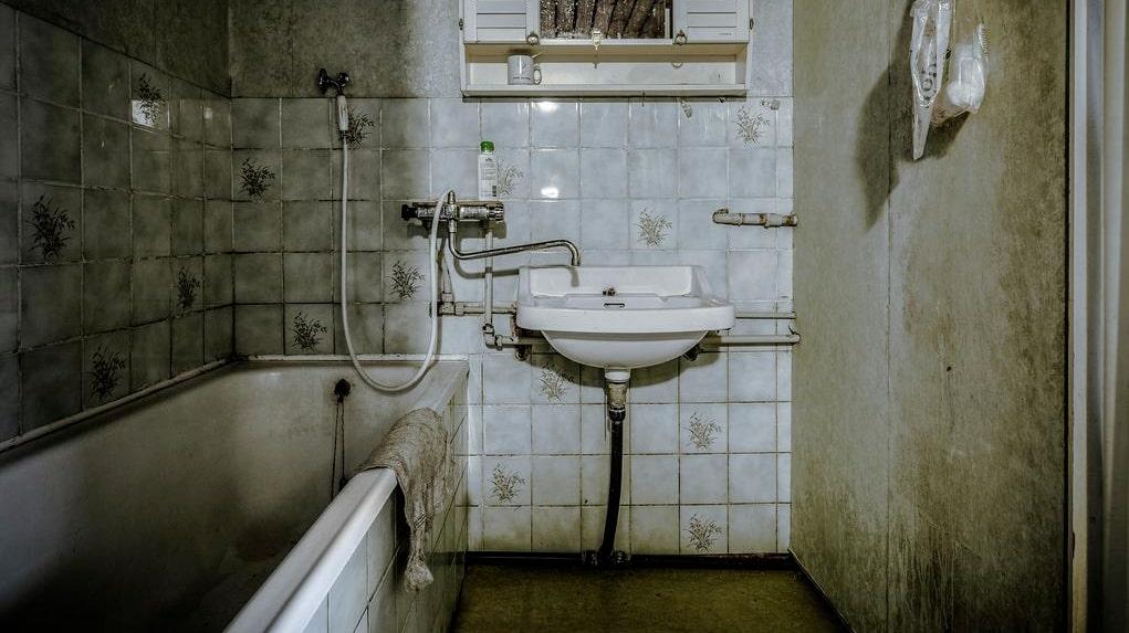 Utgångspriset på 3,25 miljoner är mycket lågt för en villa i Bromma.