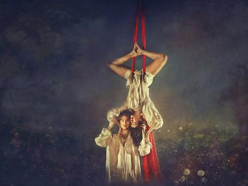 """Shakespeares klassiker """"Romeo & Julia"""" spelas i ny version på Västerbottenteatern."""