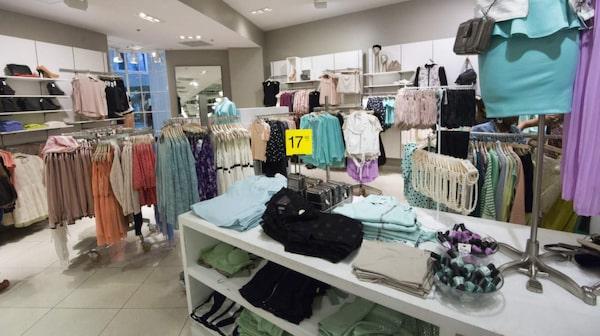 Sawgrass Mills Mall i Fort Lauderdale.