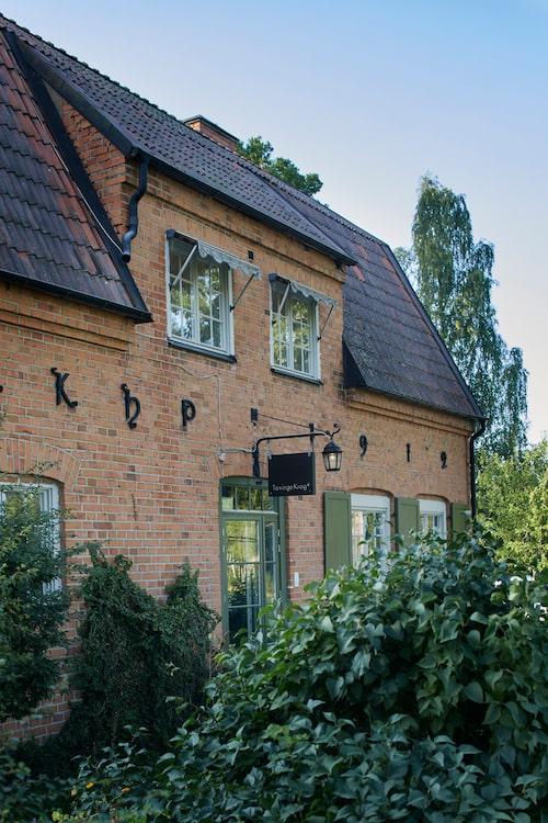 Ät gott och ekologiskt på Taxinge Krog.