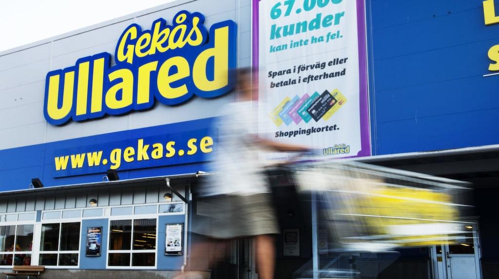 Ska du julhandla på Gekås i Ullared i år? Här är bästa fynden på varuhuset, enligt tv-profilen Ola-Conny.