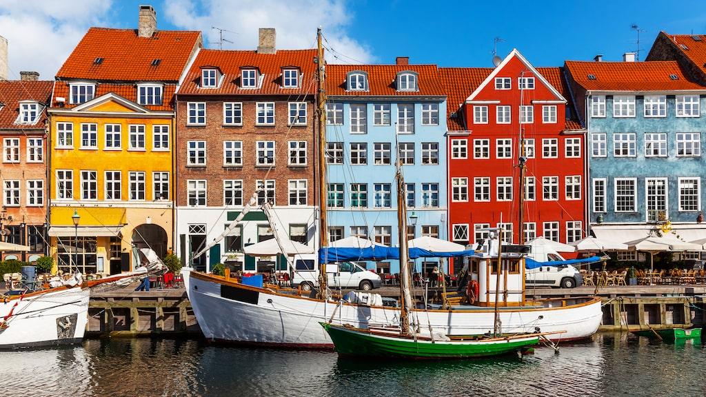 Även valborg, Kristi himmelsfärd och nationaldagen ligger bra till för den som vill ta en långweekend, till exempelvis Köpenhamn.