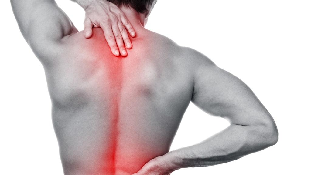 Kiropraktorns bästa råd för att slippa ryggvärk.