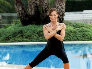 charlotte perrelli träning