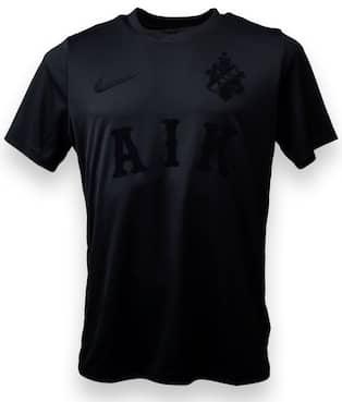timeless design 9d0a8 8e5ab AIK s nya matchtröja.