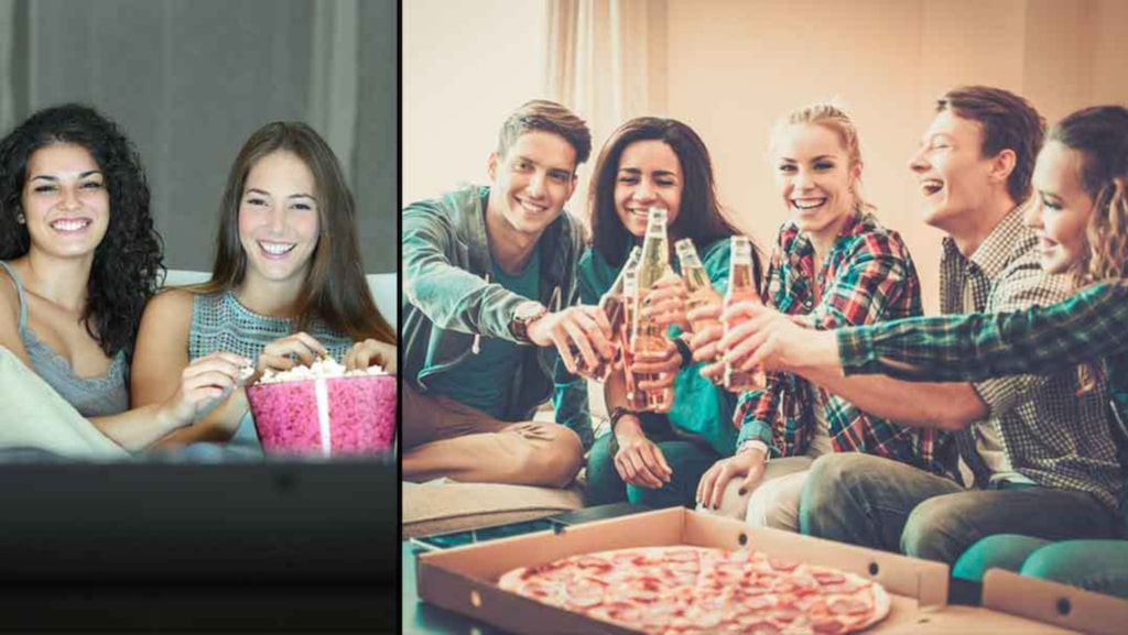 Att bo tillsammans ger SÅ mycket. Du är aldrig ensam, bara en sån sak.