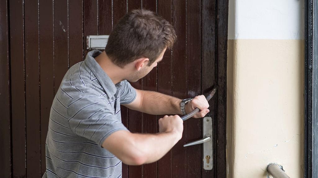Förra året anmäldes flest lägenhetsinbrott under december och januari.
