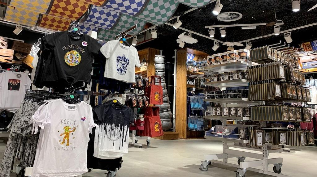 Butiken ska rymma fler Harry Potter-prylar än alla andra.