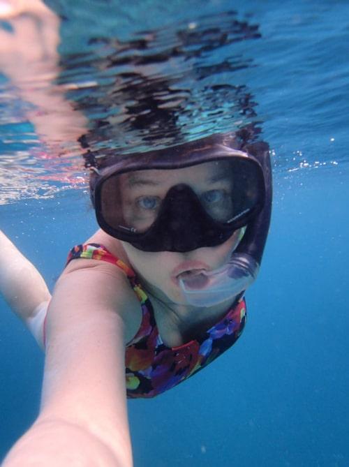 Snorkling och dykning i världsklass.