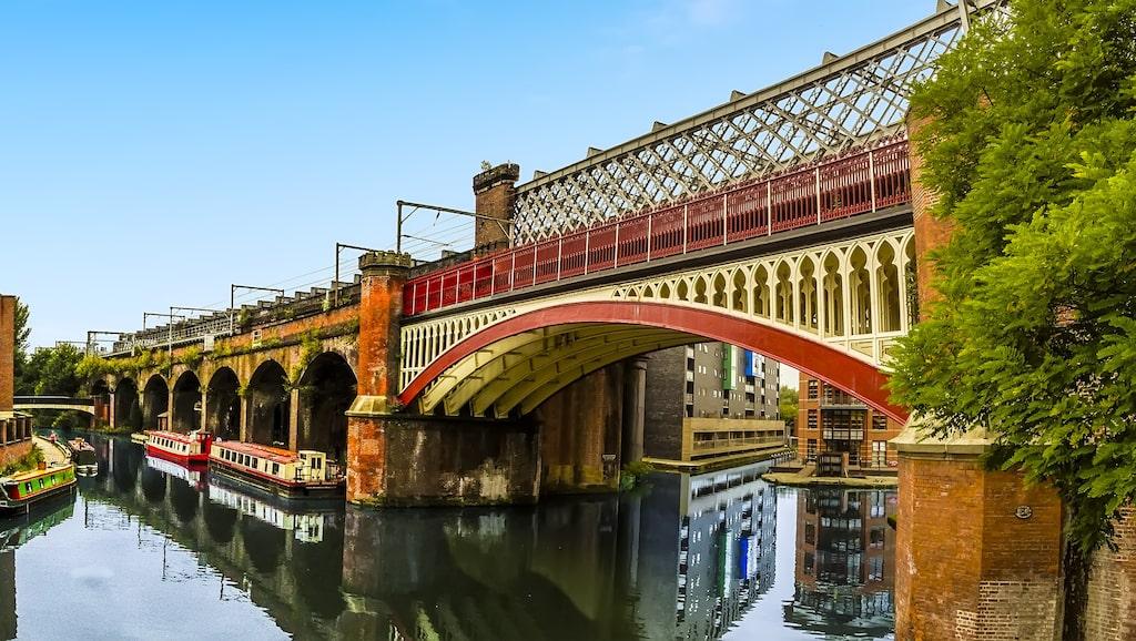 Manchester är ett spännande alternativ till London.
