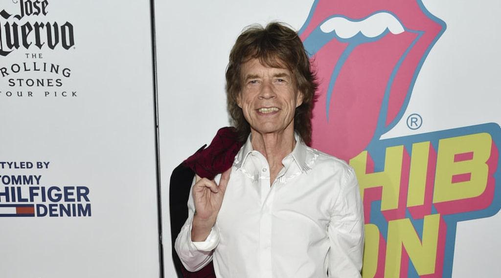 Mick Jagger, 73, har precis blivit pappa till sitt åttonde barn.