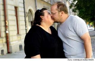 Dating när du är överviktig