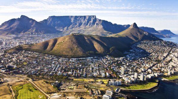 Kombinera storstad och natur i Kapstaden.