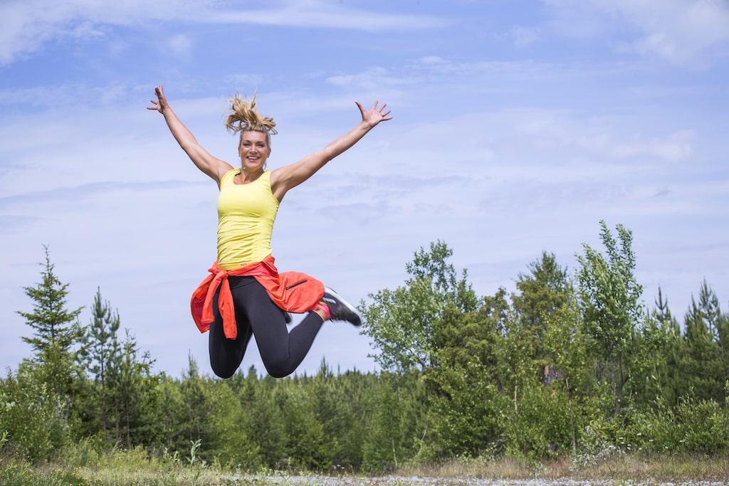 Visst går det att bli en sån som älskar träning. Erika Kits Gölevik ger sina fem bästa knep till dig som vill komma i gång.