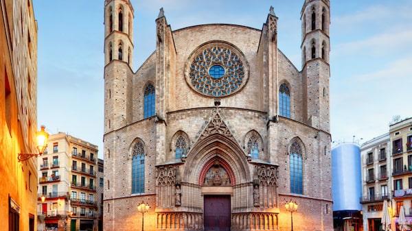 Santa Maria del Mar är berömd för sin fina akustik.
