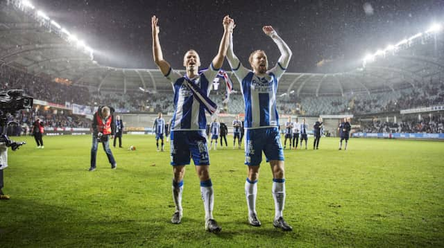 e675651f807 Efter matchen mot Elfsborg tackades Hjalmar Jonsson och Adam Johansson av.  Foto: Robin Aron / OMBRELLO VIA GETTY IMAGES OMBRELLO