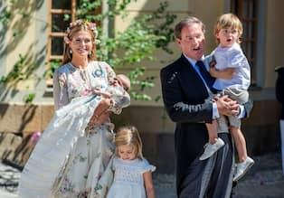 Prinsessan Madeleine tillsammans med resten av familjen  Maken Chris O Neill  och barnen Leonore aa8796c5cac33