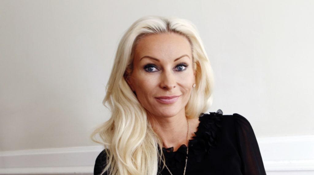 """Tone Oppenstam blev känd i Sverige när hon deltog i """"Ladies på Östermalm"""" som sändes på TV4."""