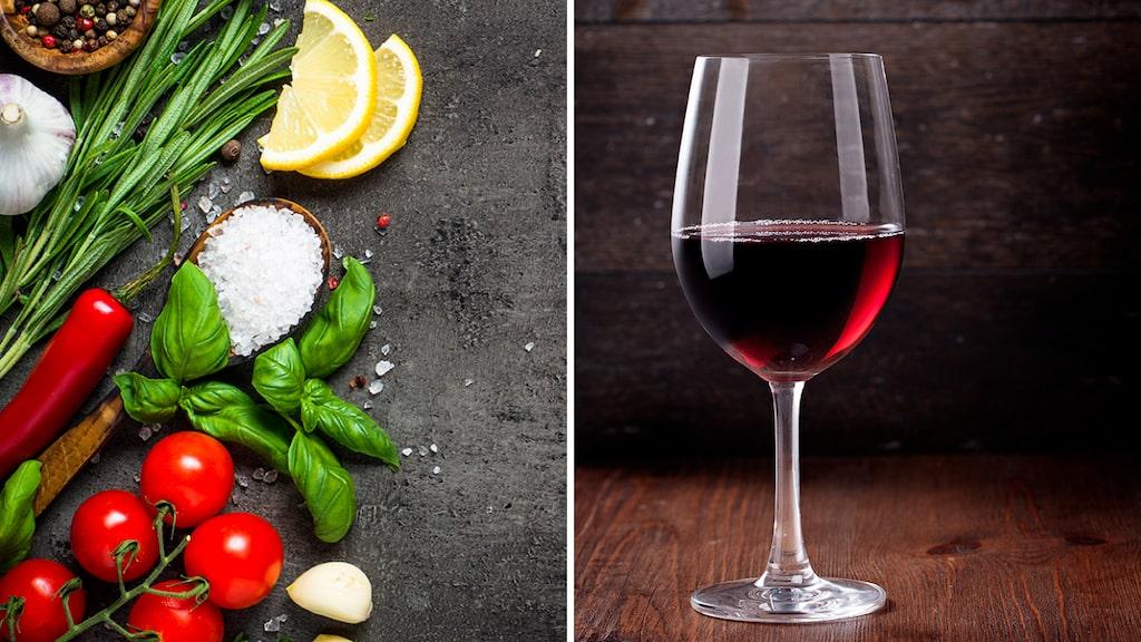 Citrus och tomat beskrivs ofta som vinets fiender - men många av de gamla varningarna är förlegade, menar kocken och journalisten Jens Linder.