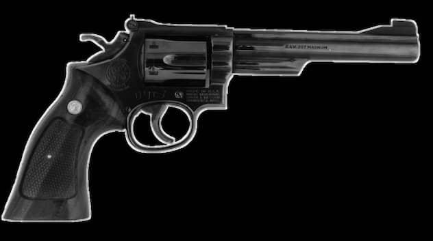 Kulorna kommer fran samma vapen