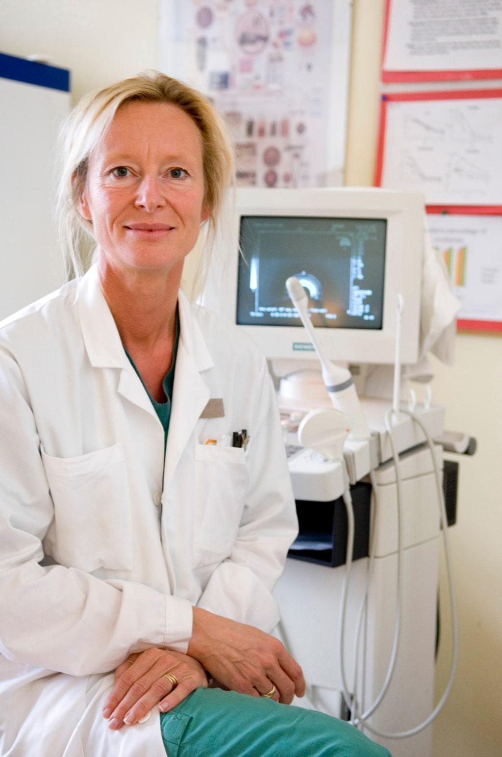 Forskaren och gynekologen Kristina Gemzell Danielsson är ansvarig för studien i Sverige.