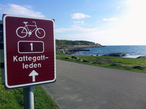 Natursköna Kattegattleden invigdes 2015.