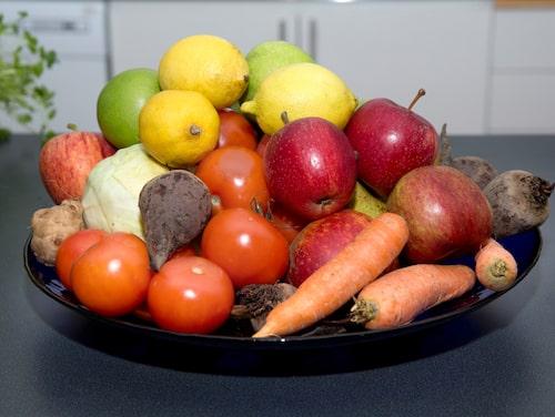 Säsongens frukt ger dig ett välbehövligt tillskott av D-vitamin.