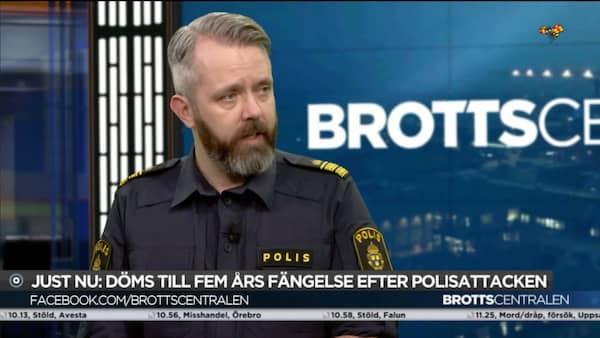 Polisen har dragit fel slutsats
